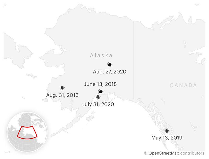 What We Know About Alaska's Recent Series of Fatal Flight Collisions